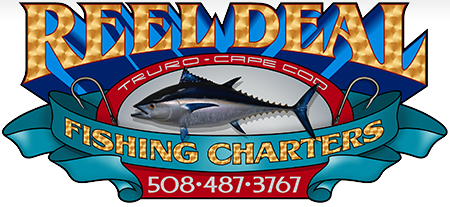 Reel Deal Fishing Charters, Logo